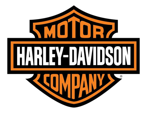 solo bag harley davidson v-road (couro legítimo)