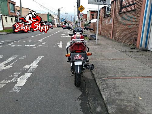 solo biker shop honda cb 125 e modelo 2011, en buen estado