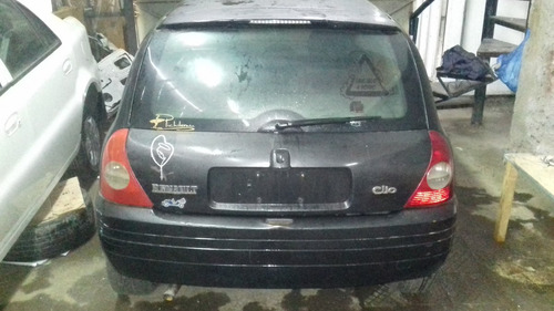 solo descarme renault clio full 2004