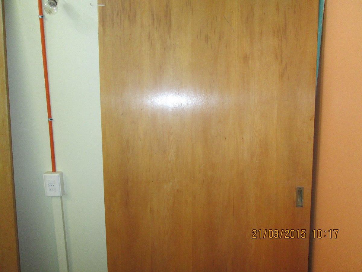 solo en santiago 2 puertas de closet madera y accesorios