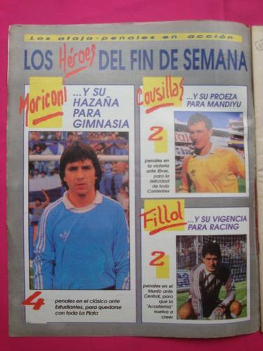 solo futbol n° 201 poster: argentino de quilmes