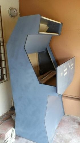 solo gabinetes arcade diseños variados