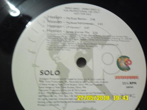 solo- heaven 12 mix duplo promo