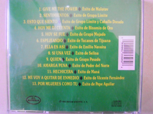 solo hits cd vol. iv covers