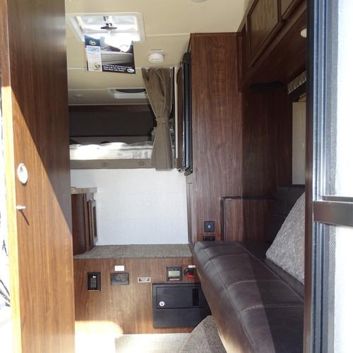 solo importacion  directa truck camper palomino hs750
