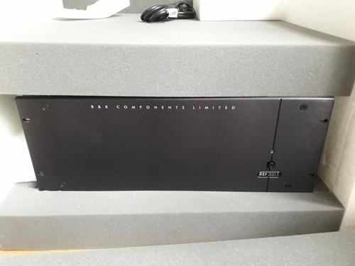 solo para audiofilos amplificador b&k 5 ch.