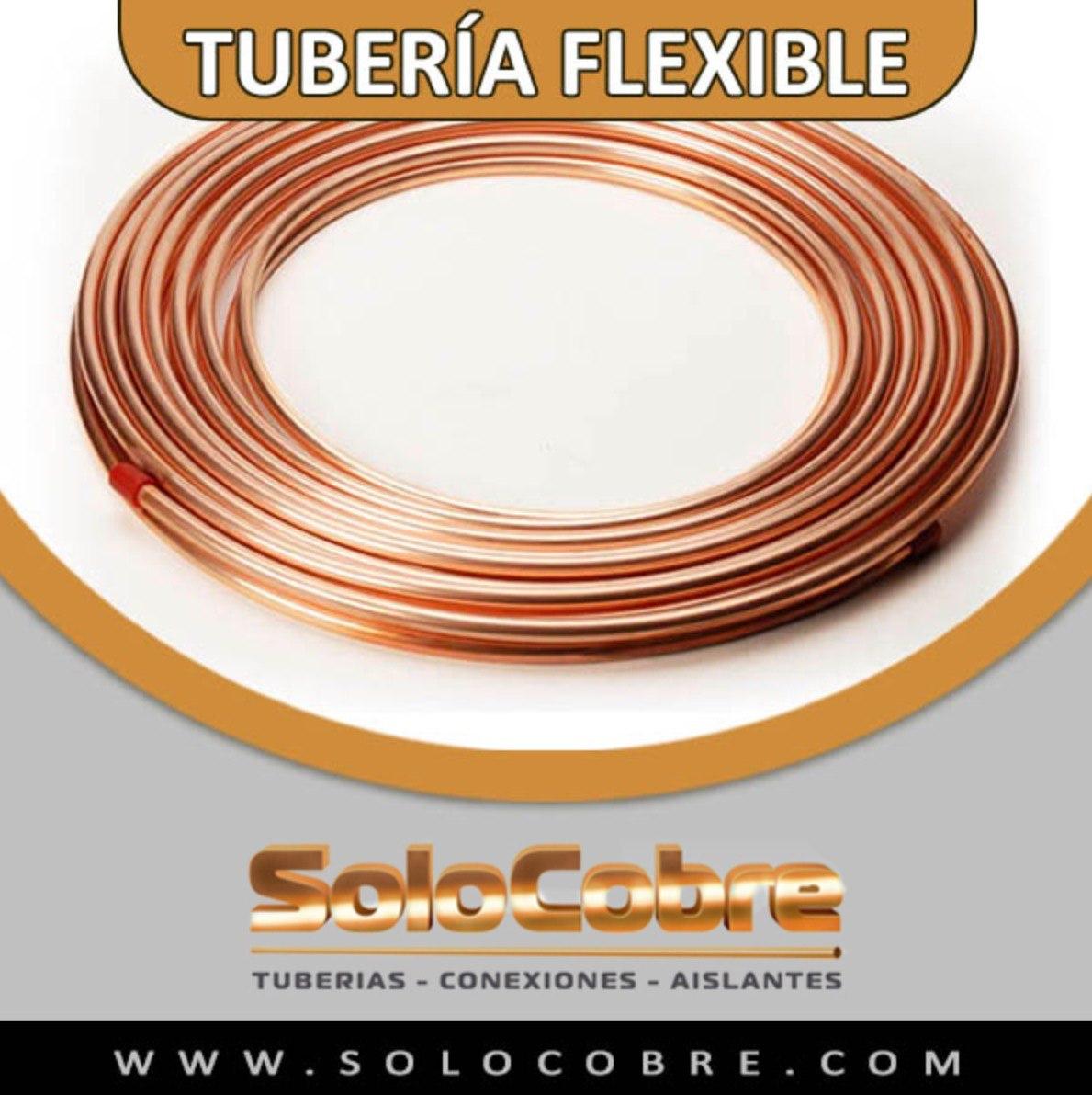 Solocobre tuberias de cobre conexiones armaflex - Precio de tuberia de cobre ...