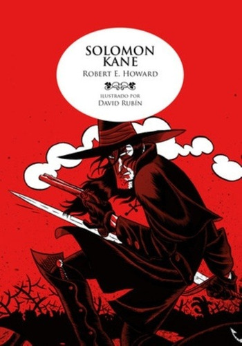 solomon kane - rubin, howard y otros