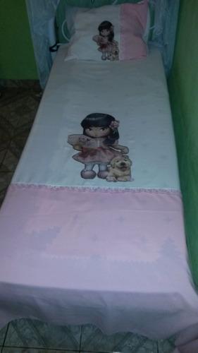 solteiro cama lençol