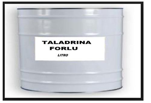 soluble taladrina para torno y fresadora