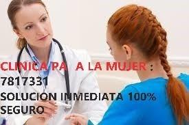 solucion al atraso en clinica jesus maria : 7817331