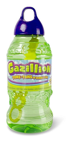 solución de la burbuja gazillion 2 litros