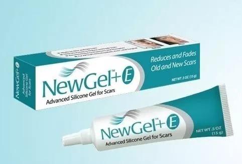 solucion estrias y cicatrices newgel+e gel de siliconax 15g