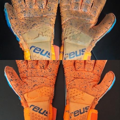 solucion limpiadora para guantes de arquero security one