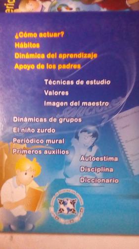 soluciones a tareas magisteriales - 4 tomos