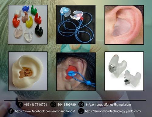 soluciones auditivas, audífonos para sordos medicados.