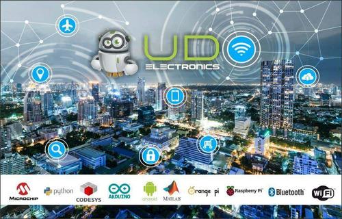 soluciones electronicas, proyectos estudiantiles y empresas