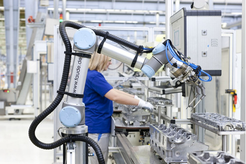 soluciones en electrónica y automatización industrial.