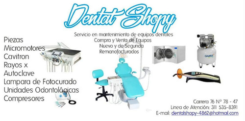 soluciones tecnicas de equipos dentales