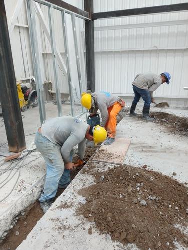 soluciones y servicios de construccion en general