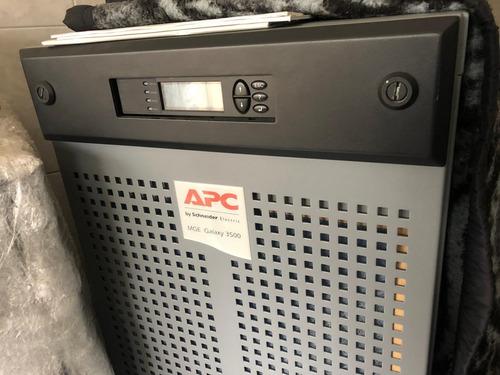 solução completa apc 15 kva, comutadora instalaç-12000 sinal