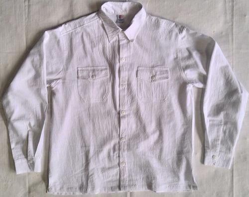 soluna camisas manga larga de manta