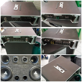 Som Automotivo  Jl Audio 2 Sub + Modulo Dat 4100 + Dat 900