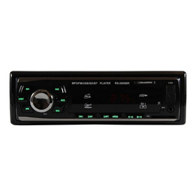 Som Automotivo Roadstar Rs-2606 Preto