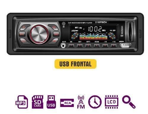 Som Carro Radio Fm Usb Mp3 Pen Drive Cart�o Sd Ford Aux R 5400 Rhprodutomercadolivrebr: Mp3 To Radio At Gmaili.net