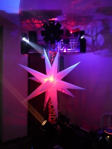 som dj iluminação telão baladinha teen a partir de r$350,00*