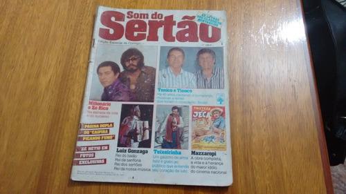 som do sertão ( revista rara )