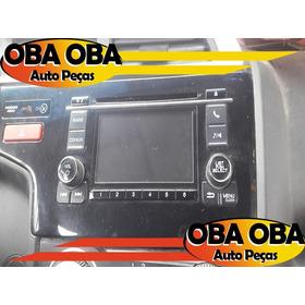 Som Honda Fit Exl Cvt 1.5 16v 2014/2015