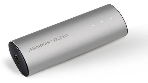 som maior - meridian explorer v1. dac usb high end p/ comp.