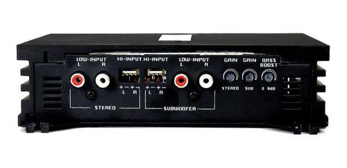 som modulo amplificador