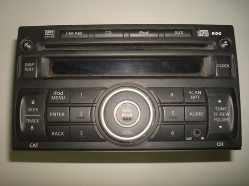 som original nissan sentra  12/13 rádio cd mp3 - ipod r.d.s
