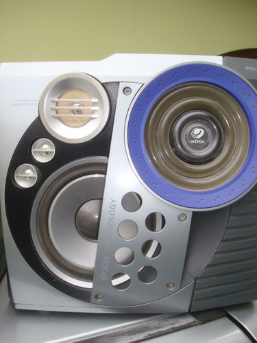 som philips 5500 wats pmpo / 330 w  rms