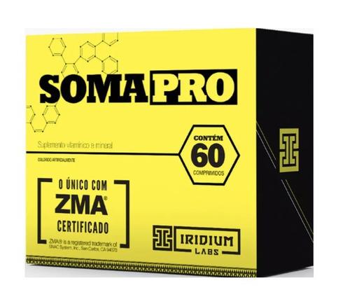 somapro (somatodrol) 60 caps - iridium labs