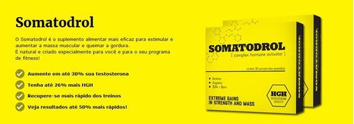 somapro (somatodrol) 60 tabs - iridium labs