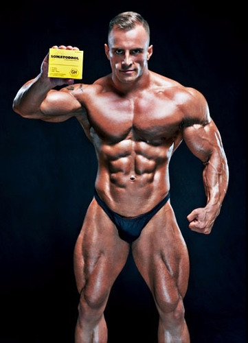 somatodrol masa muscular y fuerza