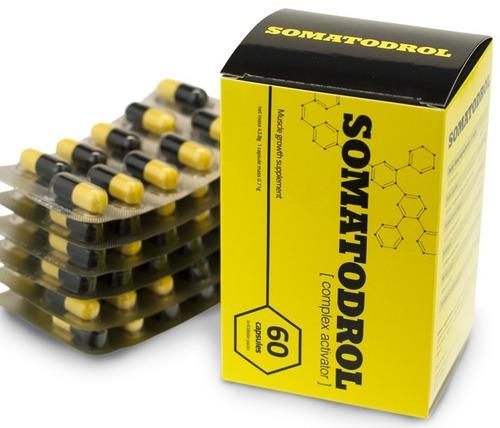 somatodrol testosterona hgh masa muscular