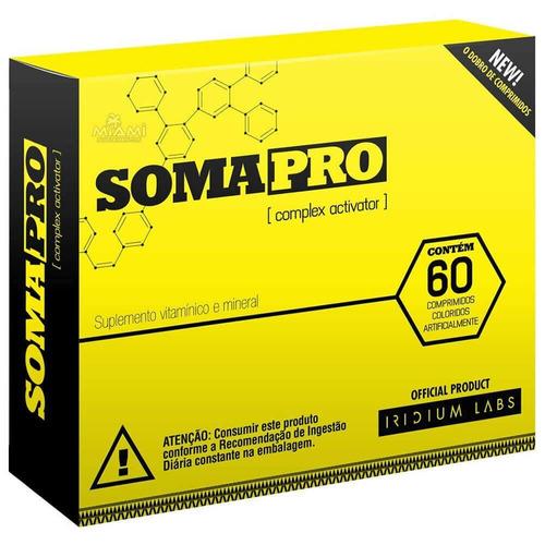 somatrodol soma pro 60 cps 100% original queimão de estoque
