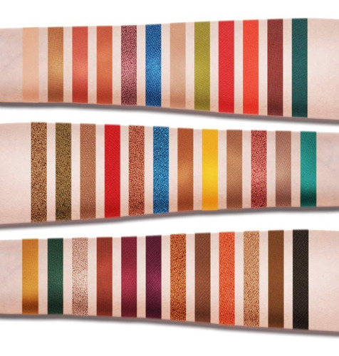 sombra beauty glazed your shades - originales