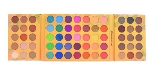 sombra cartagena de indias  colombia  65 eyeshadow palette