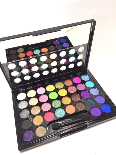 sombra dolce bella x 36 colores maquillaje ojos