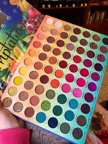 sombra naked 7 templation 70 colores excelente pigmentación