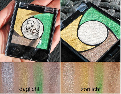 sombras big eye by estudio maybelline- 05 luminous purple