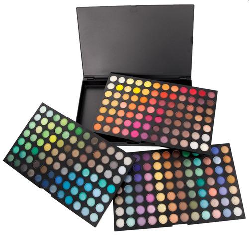 sombras de 292 colores coastal scents promo 10 mayo