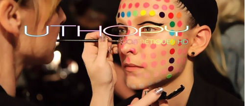 sombras individuales uthopy. pink ice.