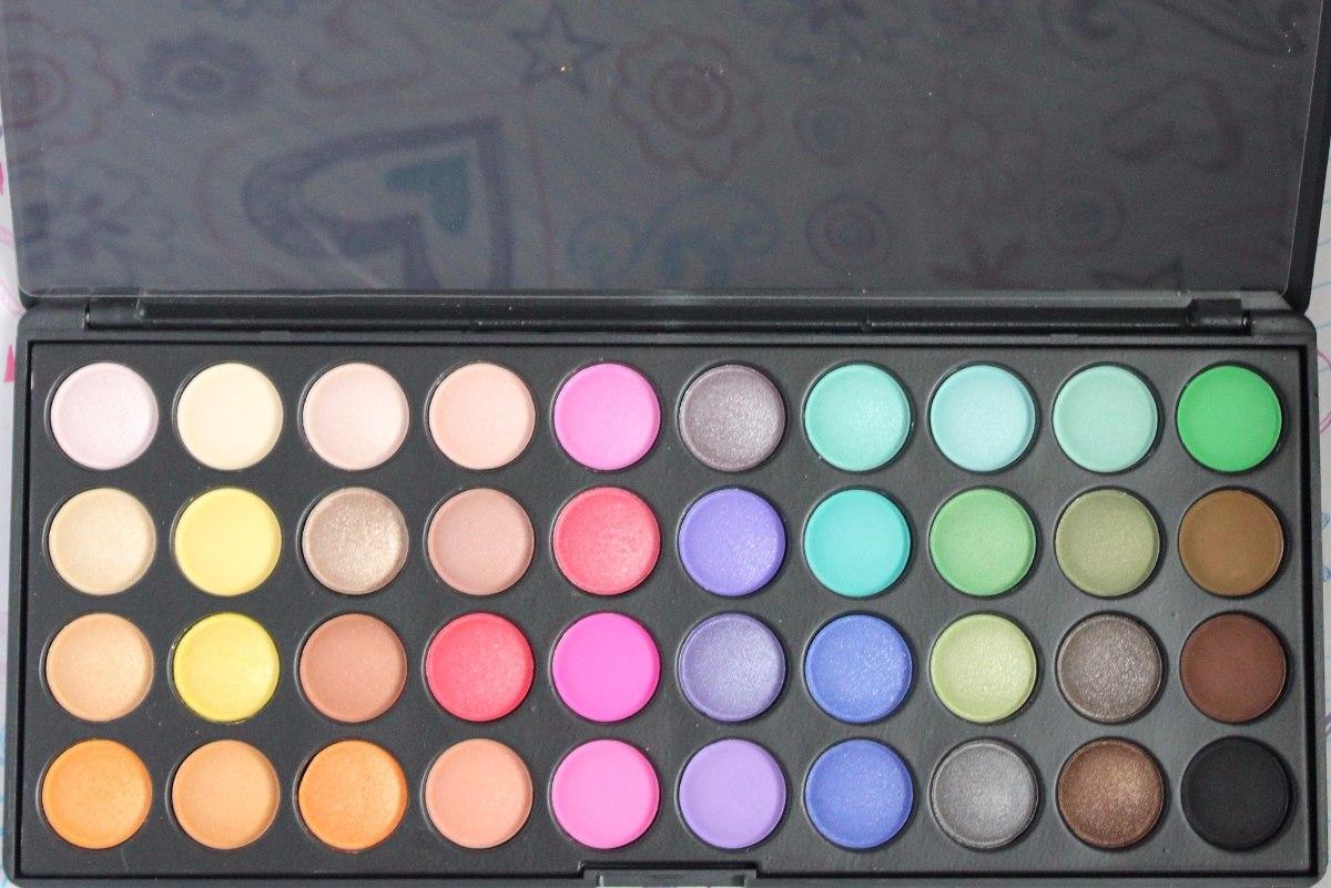 Naked Paleta Da Sombra De Maquiagem Paleta De 55 Cores