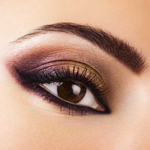 sombras maquillaje profesional luminys guerniss + envio